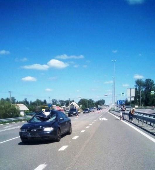 ДТП наКиевщине: умер 15-летний ребенок
